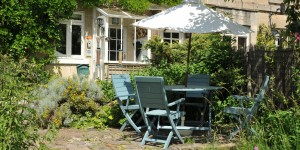 Bath cottage Brooks' View romantic holiday