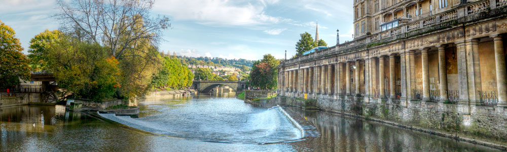 The Weir - Local Attractions in Bath - Summer Breaks