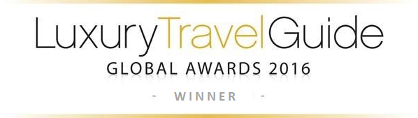 Luxury travel guide winner 2016 award - Tucking Mill Self-Catering