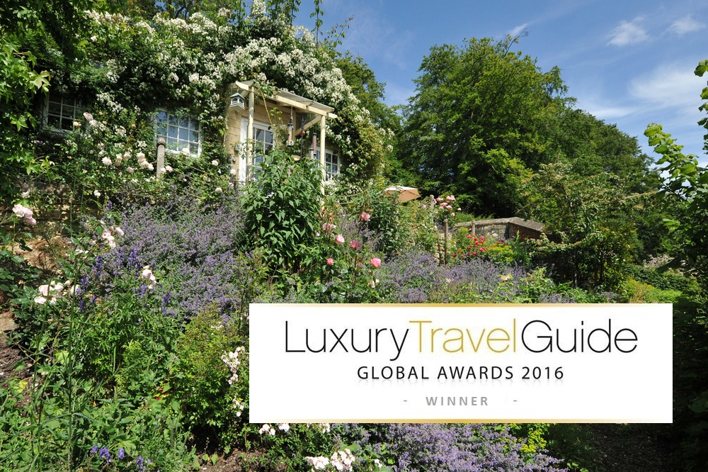 Luxury Travel Guide Winner - Best Self-Catering Provider UK 2016