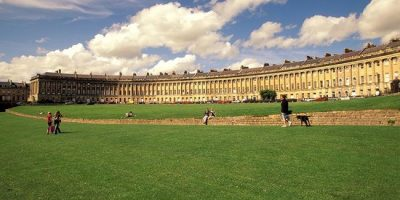 Visit the UNESCO World Heritage City of Bath in south west England