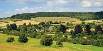Chiltern Hills on the Great West Way