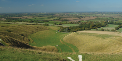 Explore the North Wessex Downs in the Great West Way