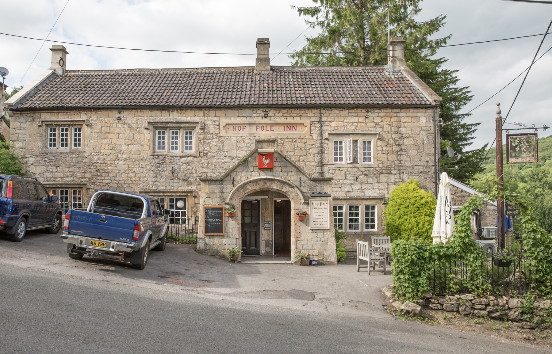 The Hop Pole in Limpley Stoke