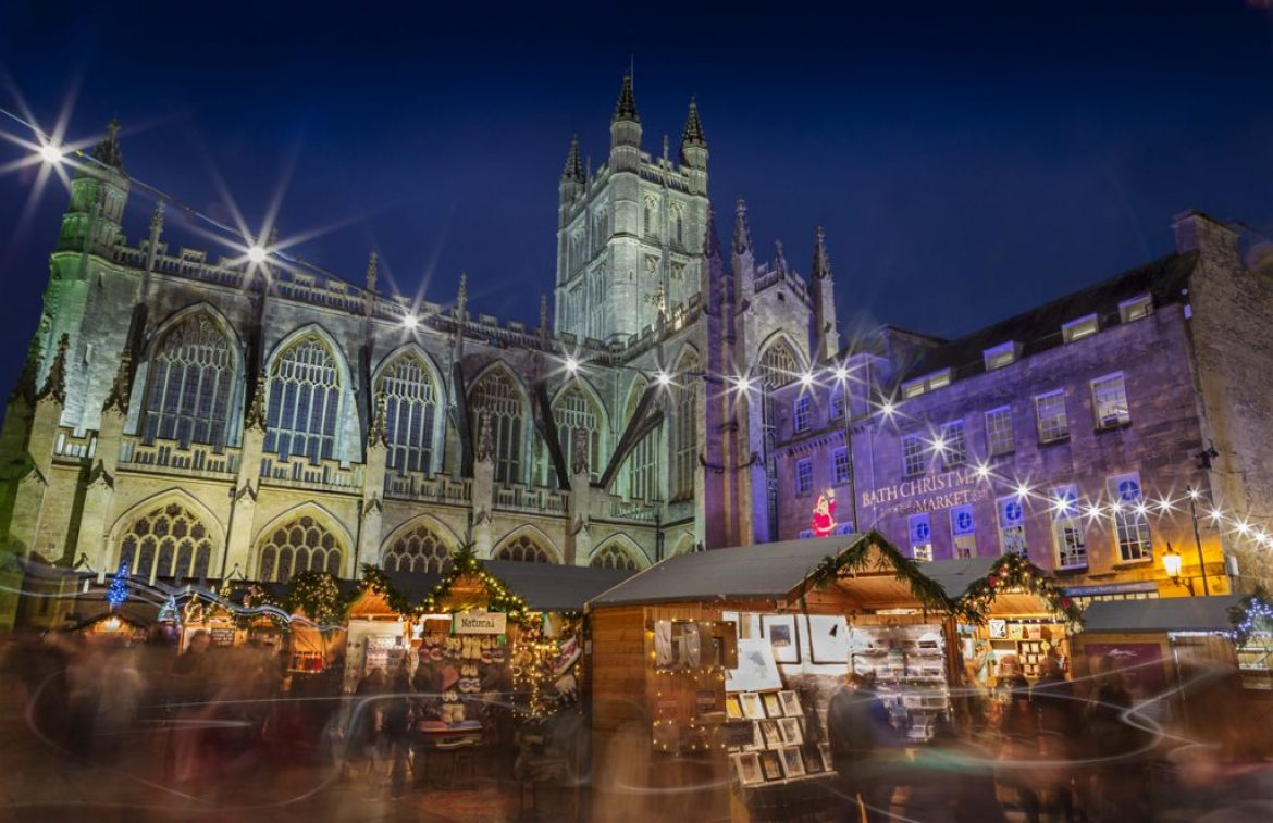 Bath Christmas Market 23 Nov – 10 Dec 2017