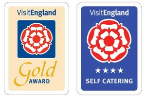 VisitEngland 4-Star Gold