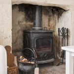 Brooks' View wood burning stove