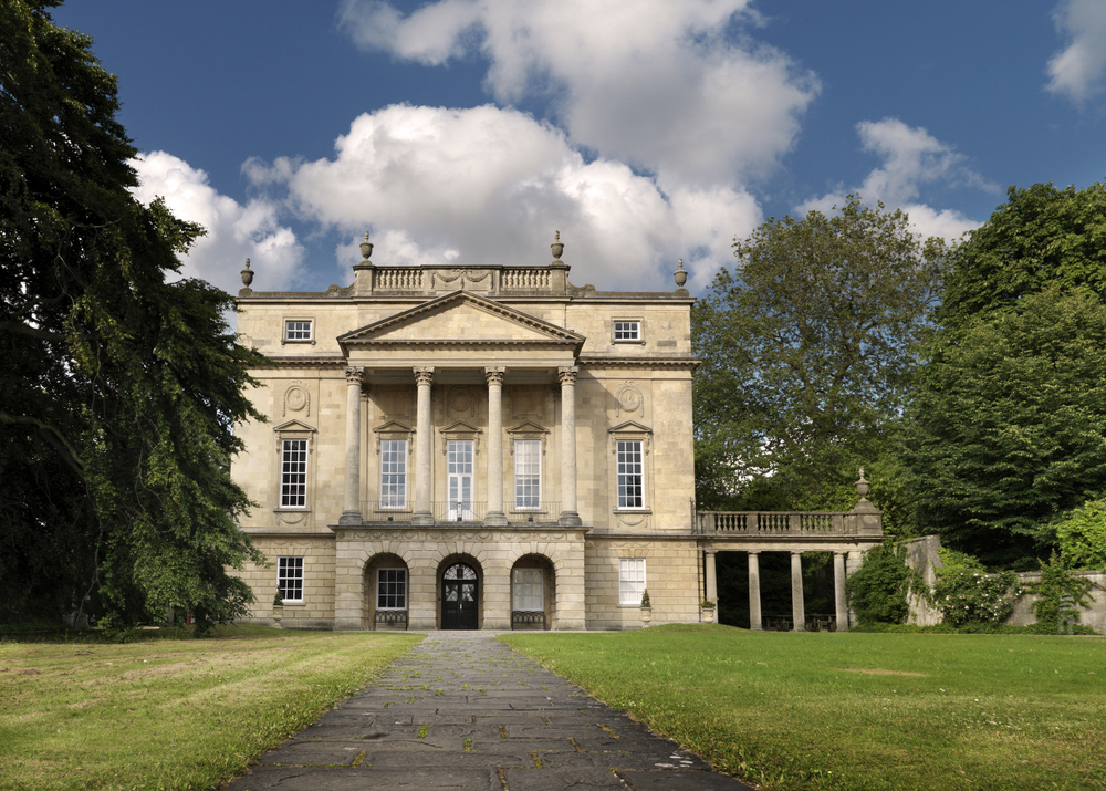 The Holburne Museum in Bath