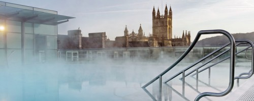 Thermae Spa in Central Bath - Local Attractions for holidays