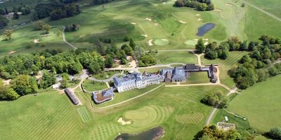 The Bowood Hotel near Bath is a 5-star golf estate on the Great West Way
