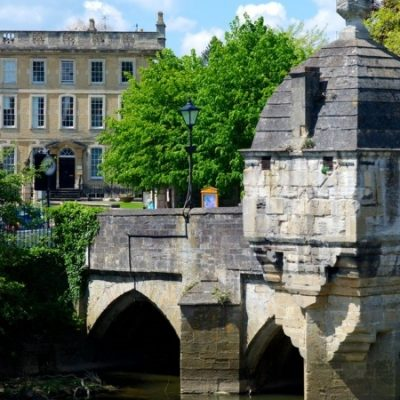 Visit Bradford-on-Avon by taking a walk along the canal or driving down from your self-catering apartment in Bath