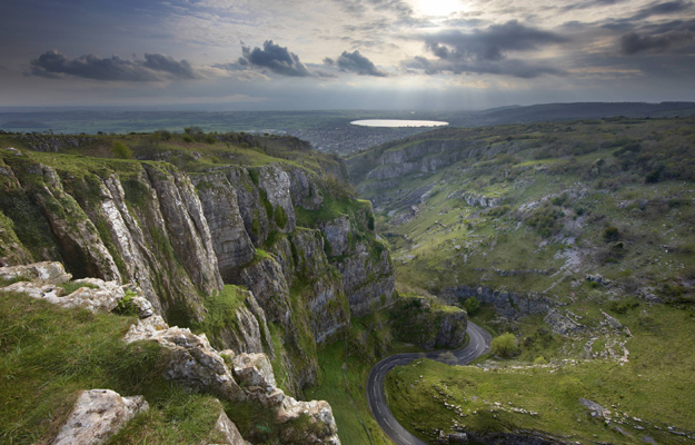 Cheddar Gorge in Somerset - Tucking Mill Self-Catering