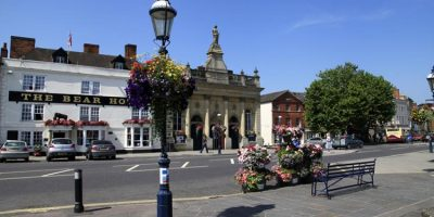 Visit the Devizes town market on your Great West Way visit