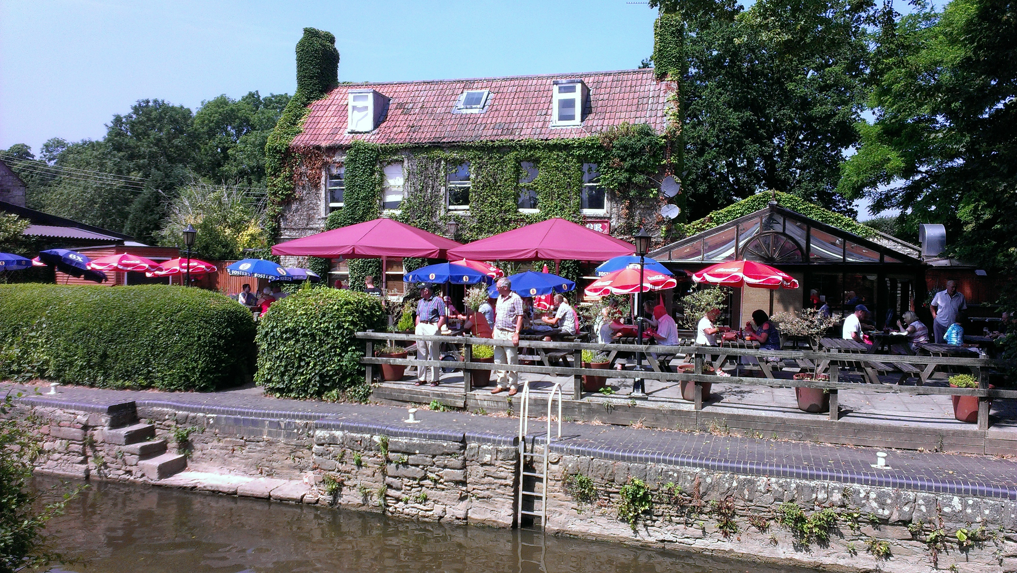 The Jolly Sailor Saltford