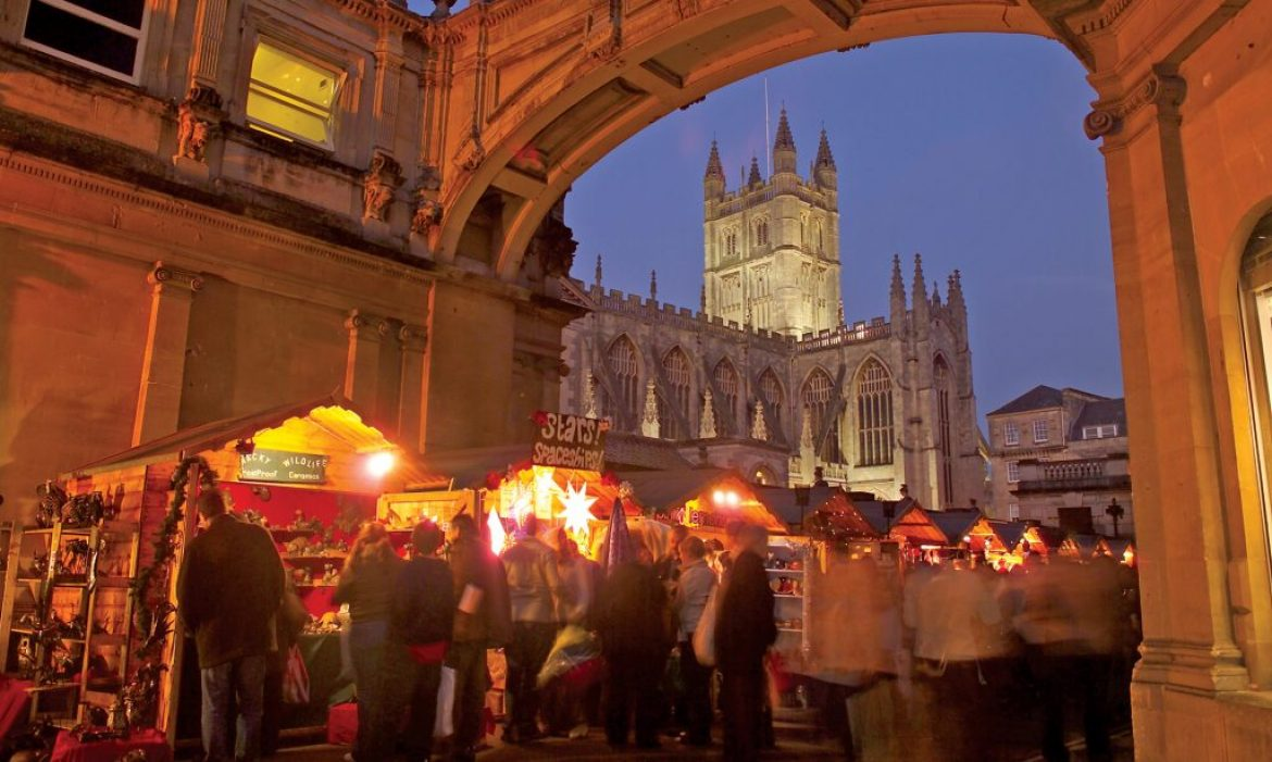 The Bath Christmas Market: It's that time of year again!