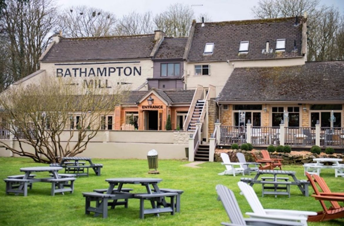 Vai a visitare il Bathampton Mill - Pubs by the River