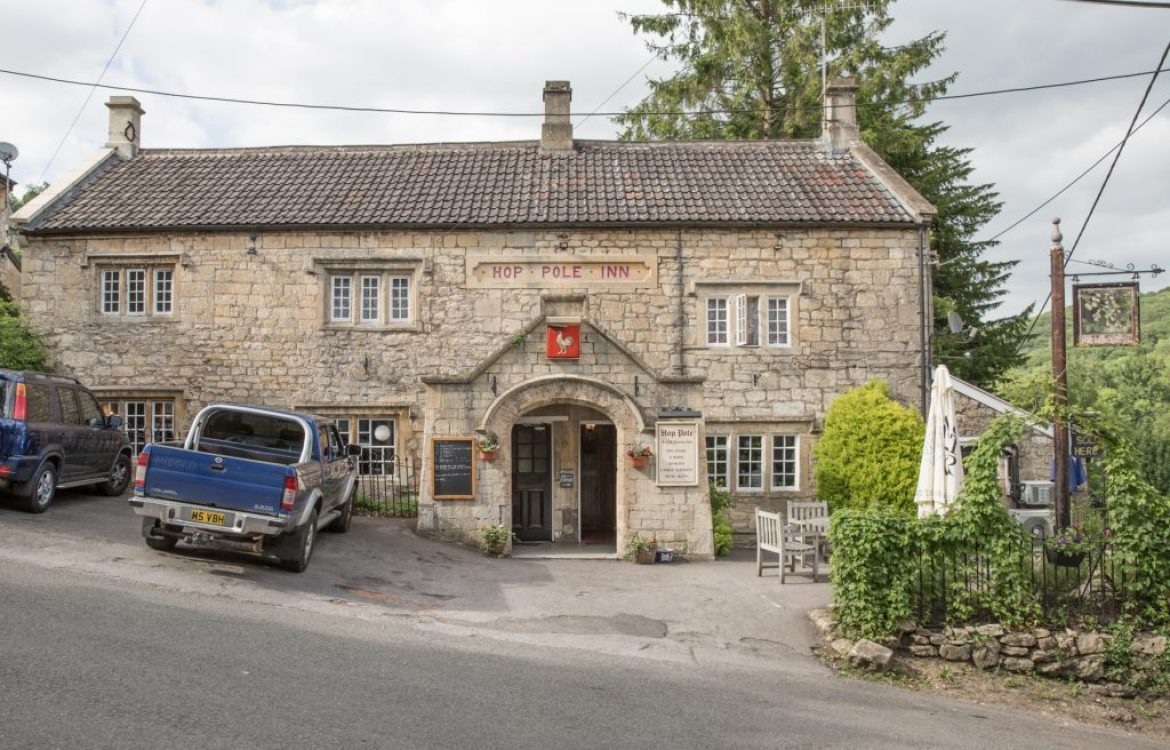 Go Visit The Hop Pole in Limpley Stoke – Pubs by the River